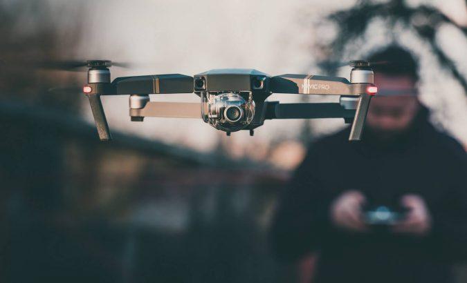 Drony - co warto wiedzieć?